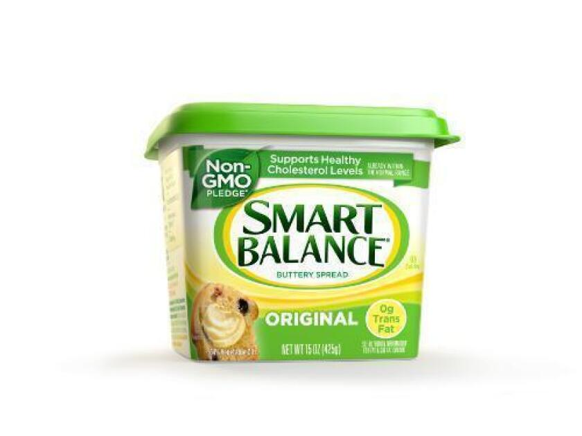 Smart Balance is removing GMO ingredients from its butter-like spreads.