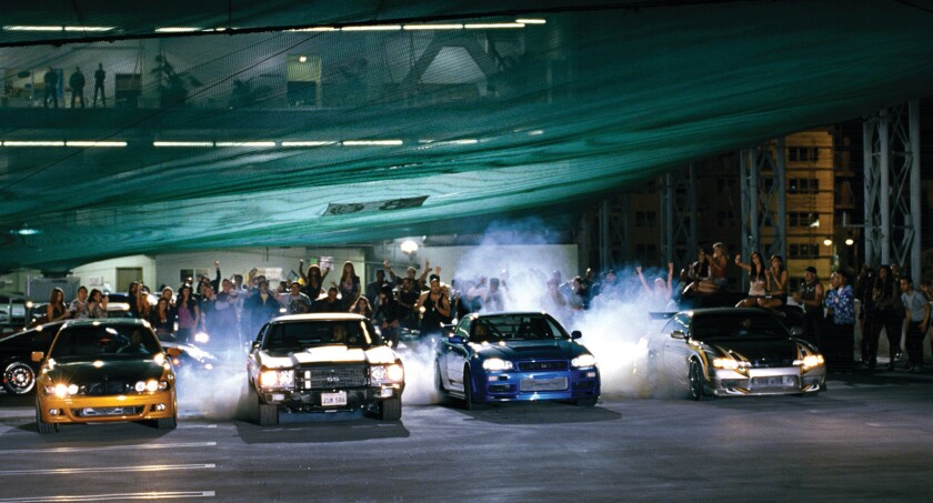 """Fast & Furious""."
