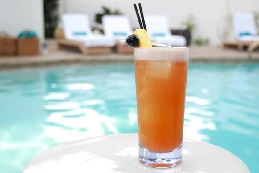 Rum & Tiki Fest at Hiatus Lounge. (Courtesy photo)
