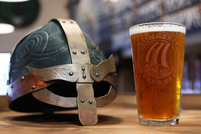 """Longship Brewery's """"Pint-Sized Lectures"""" combines beer and Viking history into bi-weekly series."""