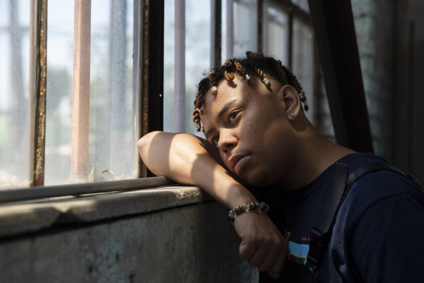YBN Cordae, part of this year's XXL Freshman class, performs at The Novo on Thursday.