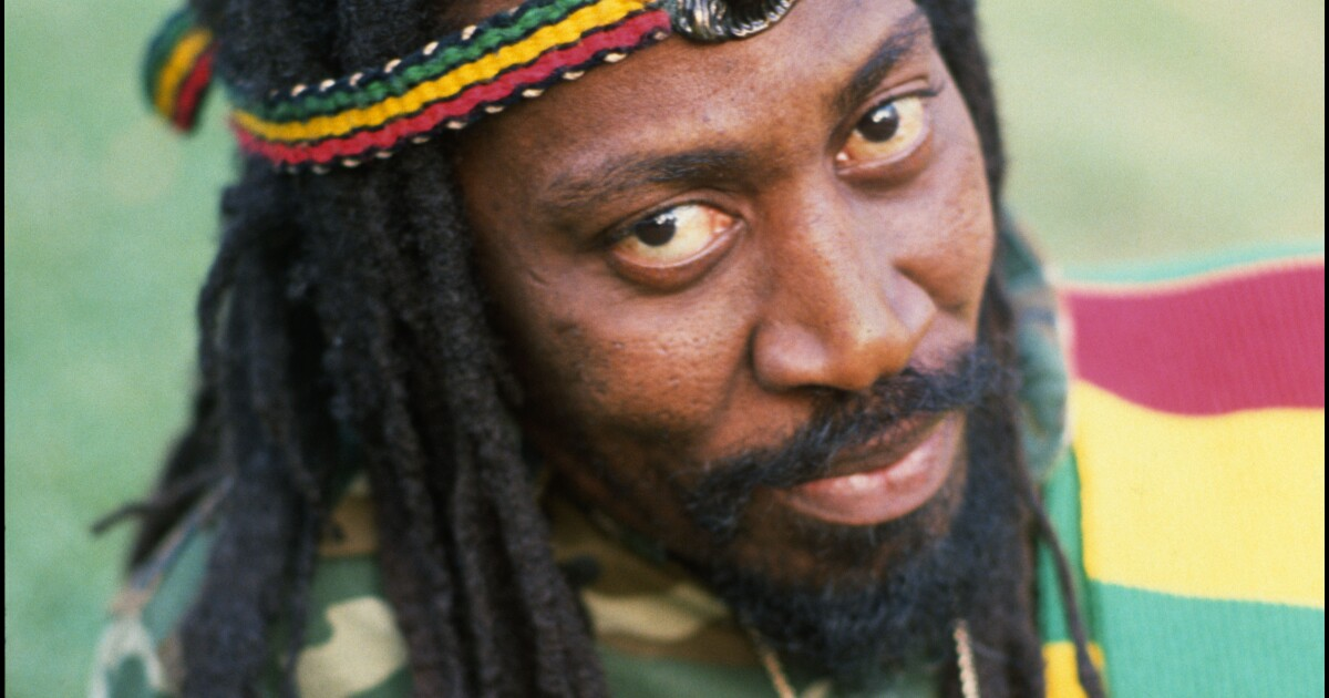Reggae icon Bunny Wailer, co-founder of famed group the Wailers, dies at 73