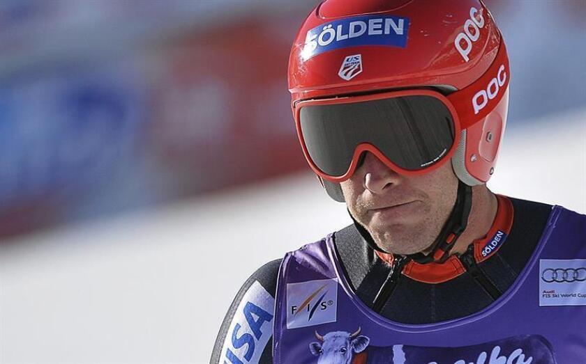 El esquiador Bode Miller. EFE/Archivo