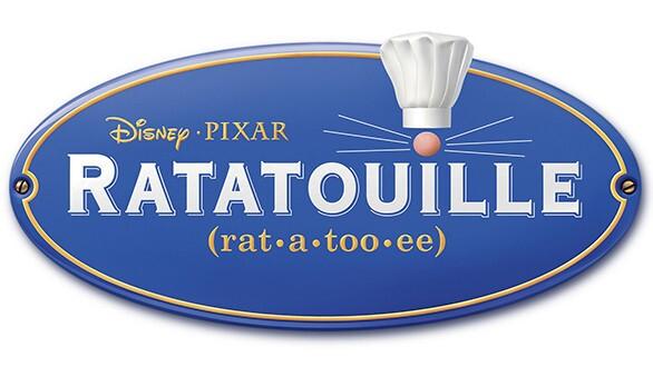 Ratatouille Kitchen Calamity