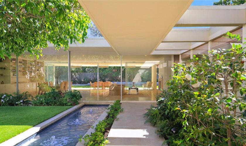 Amanda Goldberg's Beverly Hills home