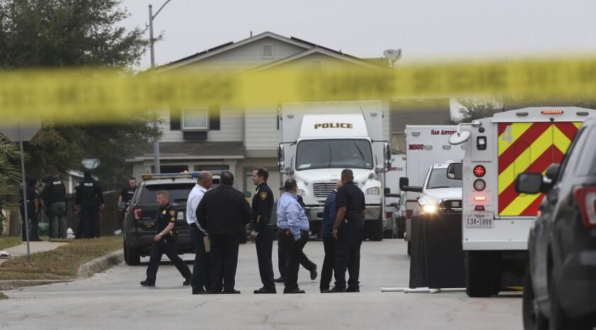 Killing By Police-San Antonio