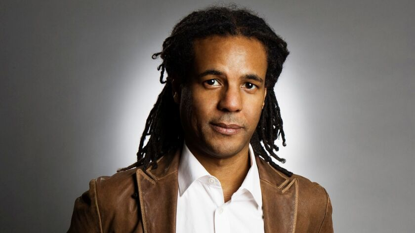 "Colson Whitehead, author of ""The Underground Railroad,"" winner of the Pulitzer Prize for fiction."