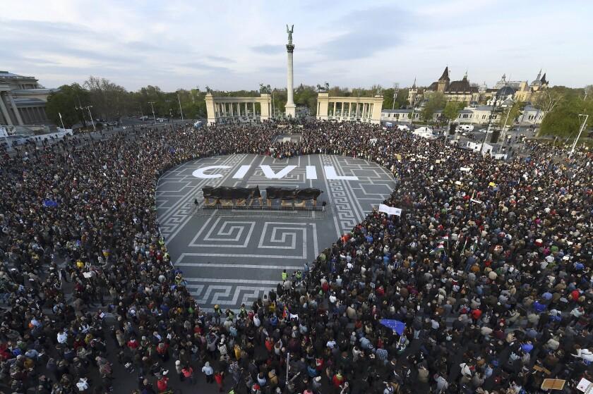 Hungary Civic Groups