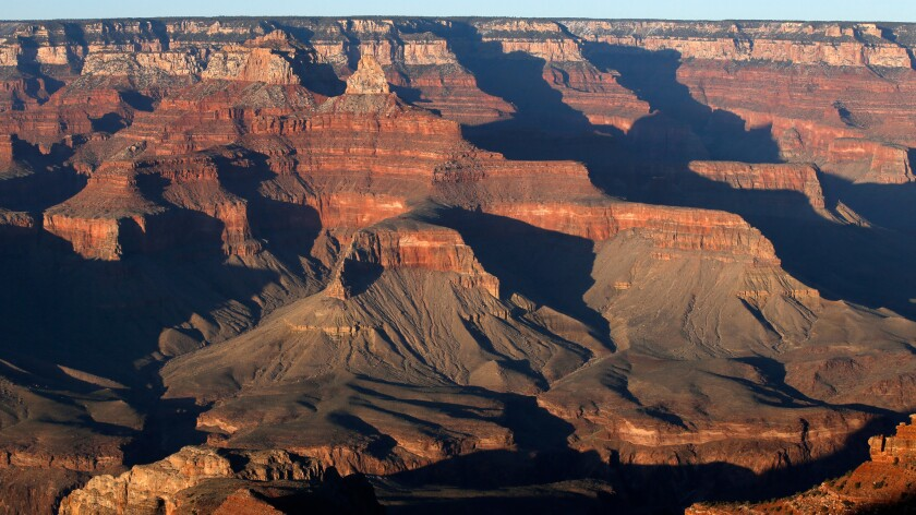 Grand Canyon is latest park to close trail access, campgrounds