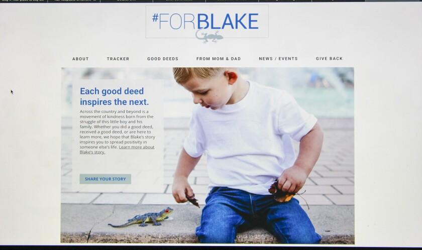 For Blake