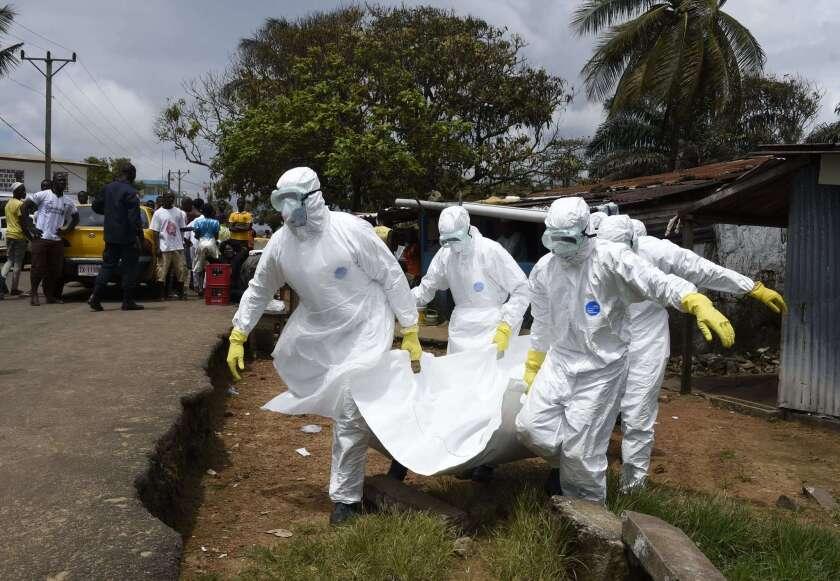 Ebola in Monrovia, Liberia