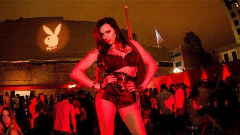HBO/Playboy Party, 2012