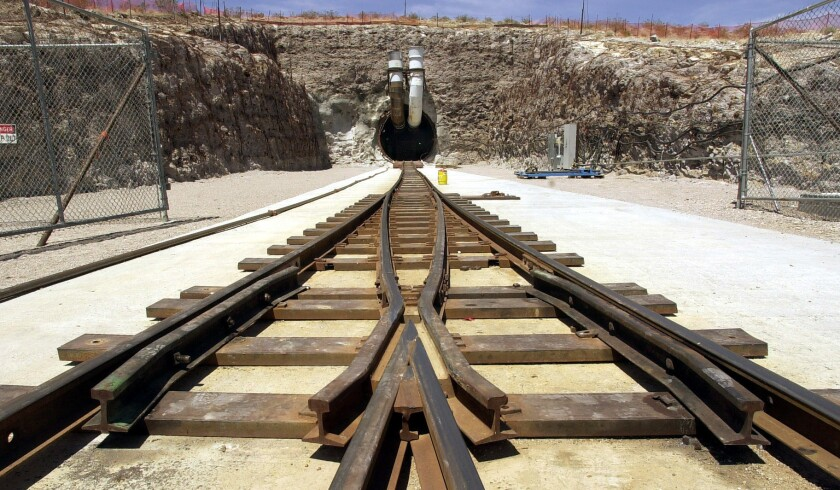 The proposed Yucca Mountain nuclear waste dump in Nevada has been the subject of long-running legal disputes. Nevada has worked to prevent the facility from opening.