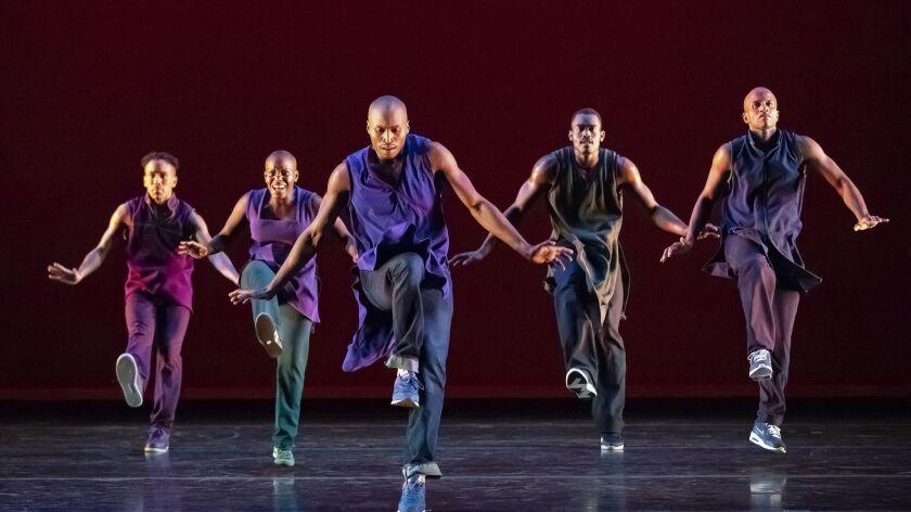 Lazarus Act 2 Choreographer: Rennie Harris Alvin Ailey American Dance Theater Credit Photo: Paul Kol