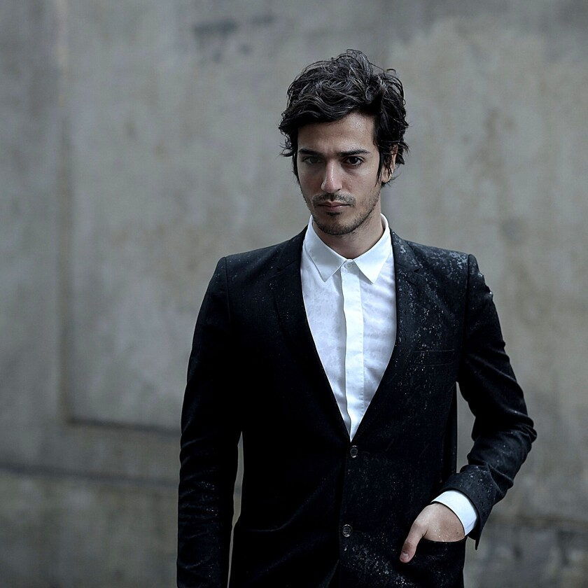A photo of Gesaffelstein