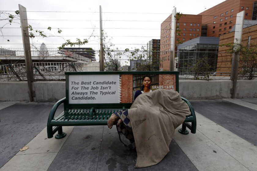 The issue of homelessness