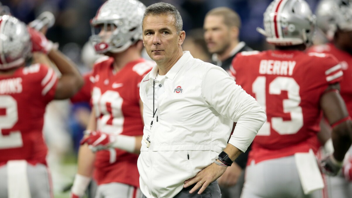 College football 2019: How soon will Urban Meyer Watch begin?