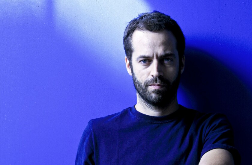 Choreographer and L.A. Dance Project founder Benjamin Millepied.