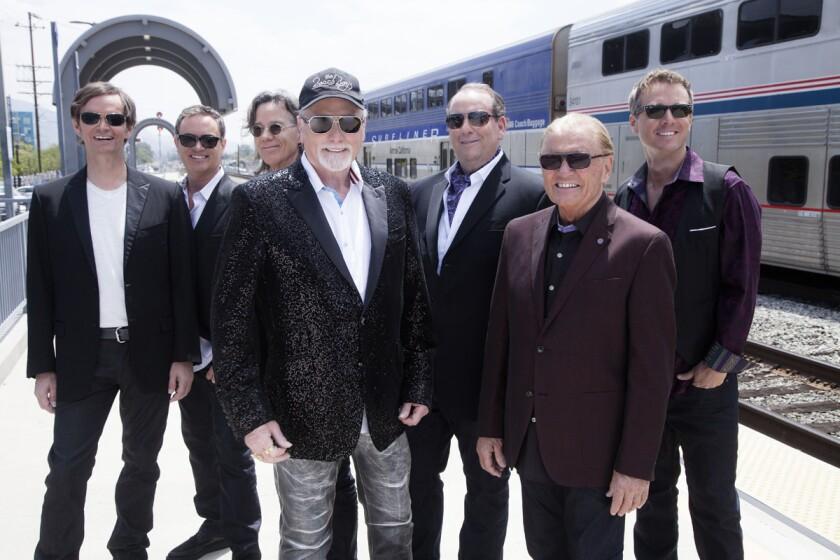 The Beach Boys. (Courtesy photo)