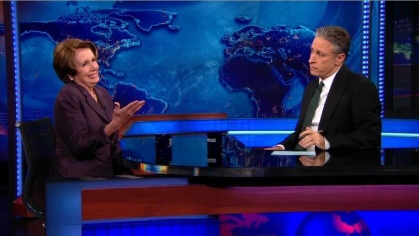 Of Romney, Pelosi prefers 'Mittology' to Obama's 'Romnesia'