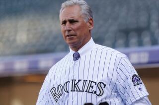 Rockies manager Bud Black returns to Petco Park