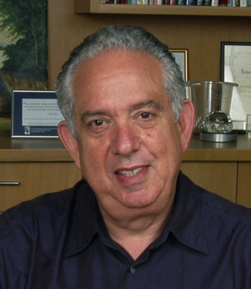 Scripps Research immunologist Richard Ulevitch