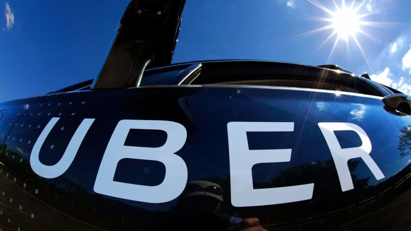 Uber reportedly selling its car leasing business to Santa