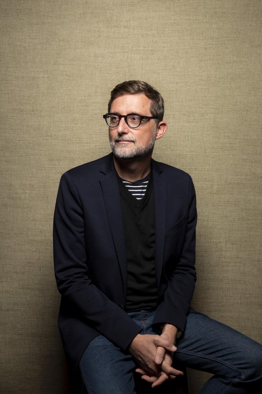 Production Designer Francois Audouy