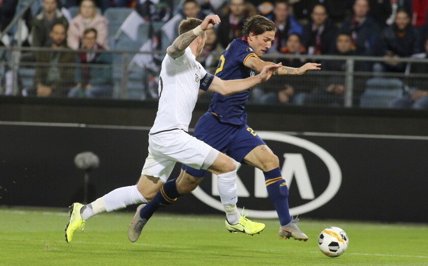Austria Soccer Europa League