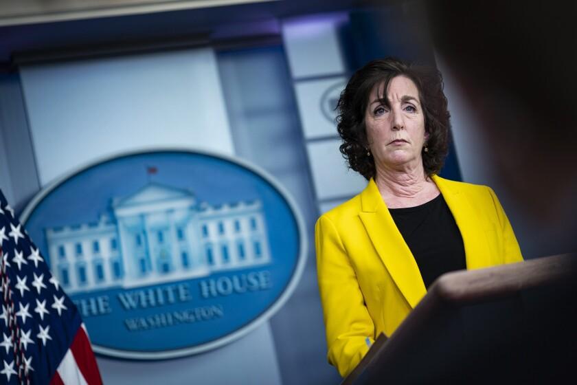 La coordinadora de la Casa Blanca para la frontera con México, Roberta Jacobson.