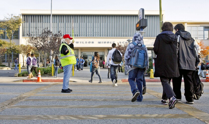 Glendale Unified set aside $4 million in Measure S bond funds and hired Orange-based Convergint Technologies to install security cameras, with only the largest campuses having access to security cameras prior to the upgrade.