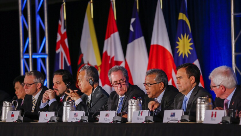 2015 TPP closing press conference