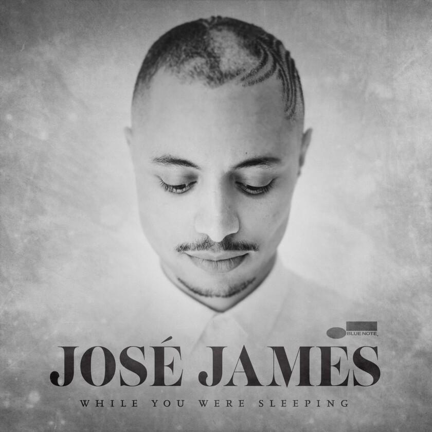 "Jose James' ""While You Were Sleeping"""