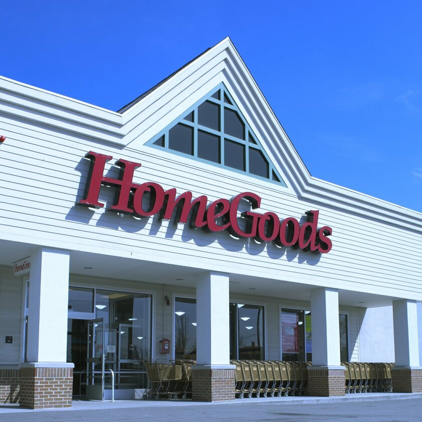 HomeGoods offers San Diego County shoppers two locations to find great household bargains.