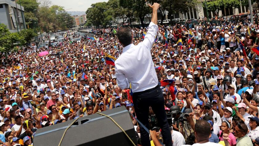 *** BESTPIX *** Demonstrations in Caracas