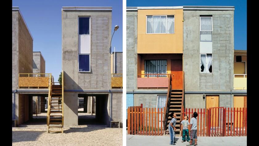 Alejandro Aravena   Quinta Monroy Housing