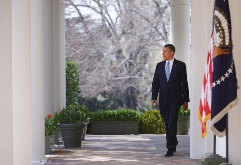 Obama courts GOP senators, Part II