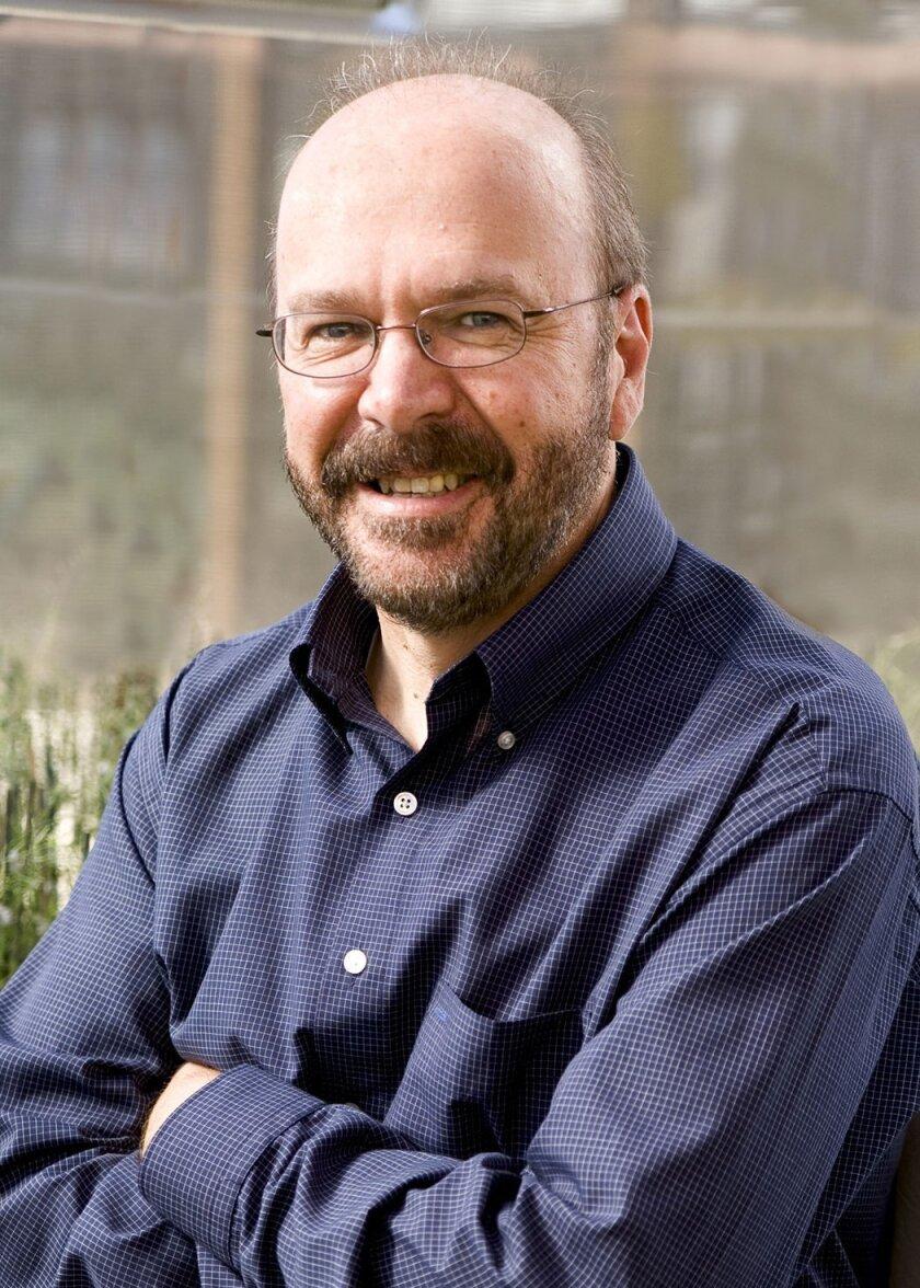 Joseph Ecker, a Salk Institute researcher and co-principal investigator of the new center for stem cell genomics created with a $40 million grant from the California Institute for Regenerative Medicine.
