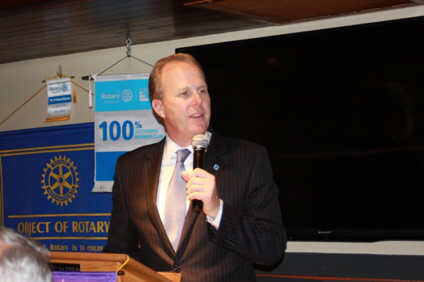 San Diego Mayor Kevin Faulconer's proposed 2021 City budget contains no new projects in La Jolla, though existing projects that were previously assigned funding would proceed.