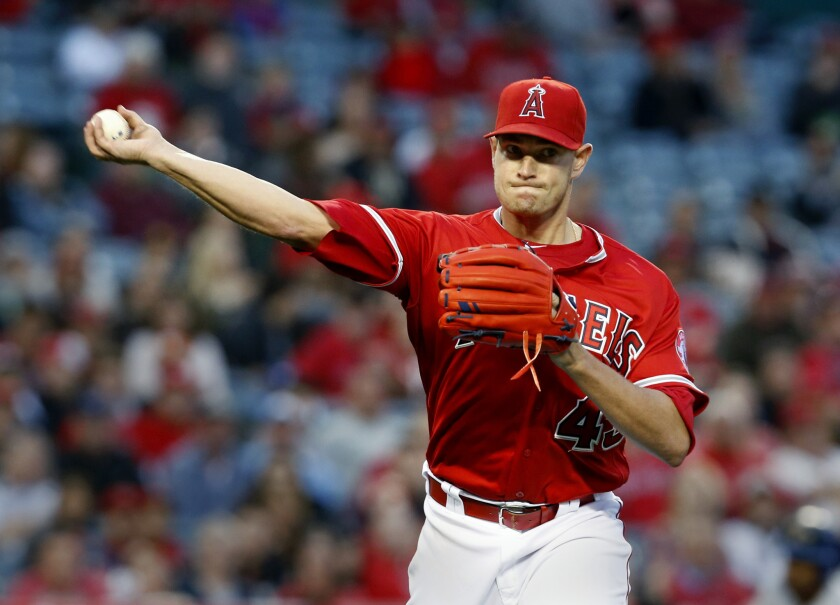 Angels ace Garrett Richards opts for stem-cell therapy in hopes of pitching again this season