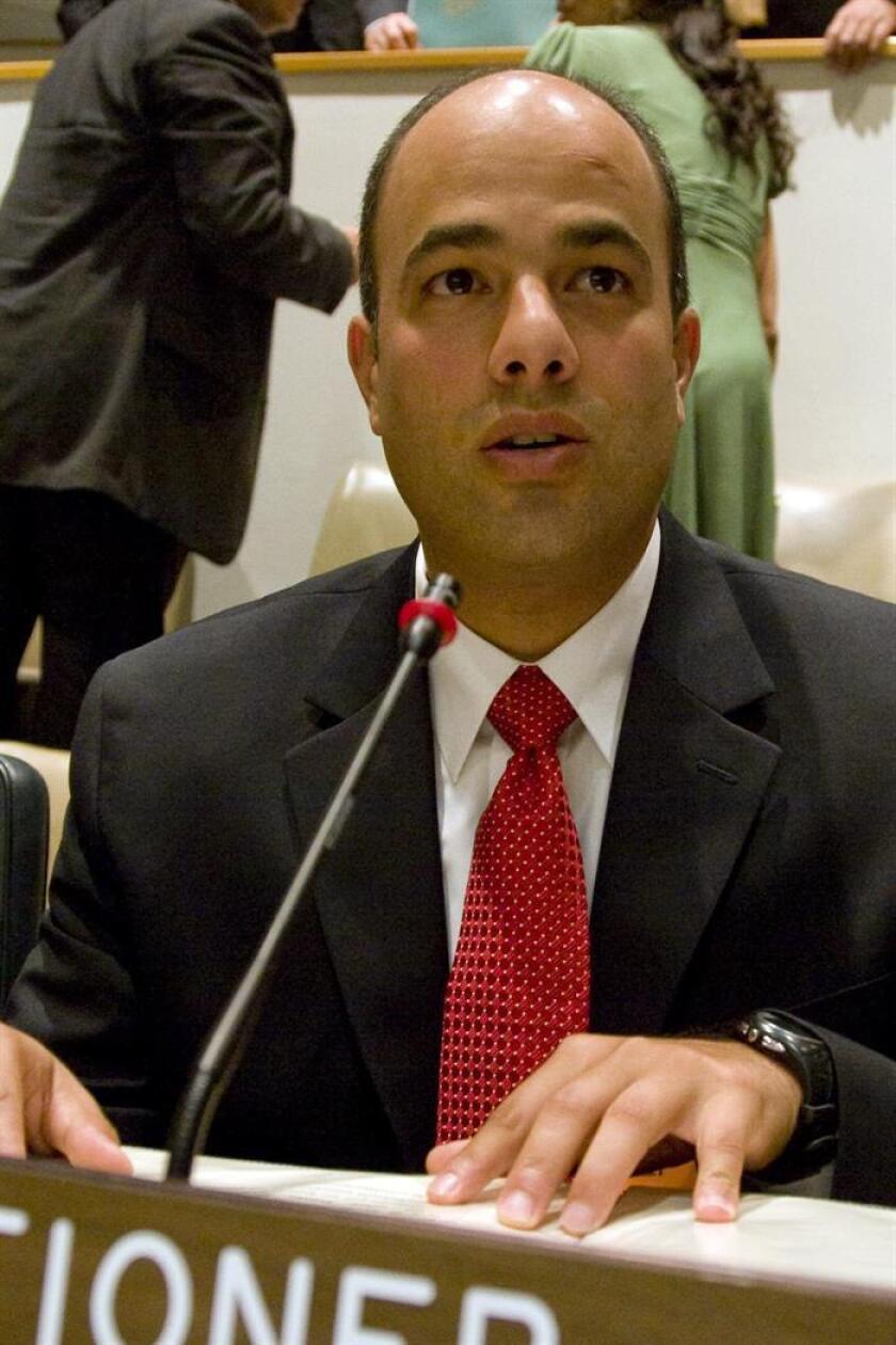 El expresidente del Partido Popular de Puerto Rico, Héctor Ferrer. EFE/Archivo
