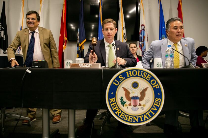 House Committee Field Hearing on Veteran Homelessness