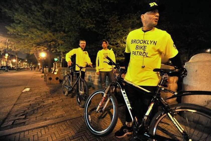 Brooklyn Bike Patrol on a roll after attacks on women