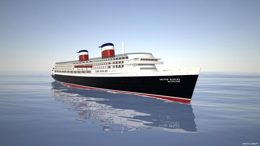 Cruise ship United States