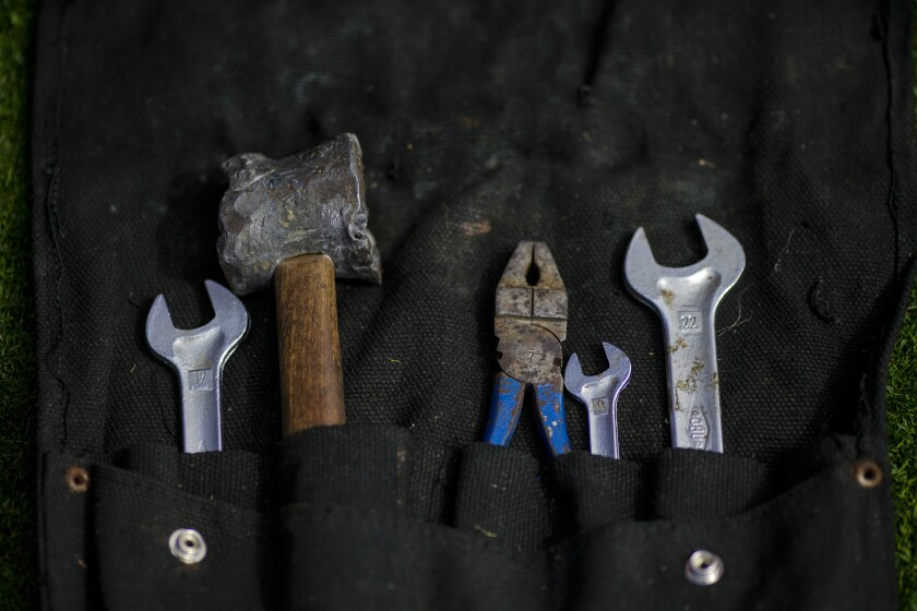 Wrenches and other tools