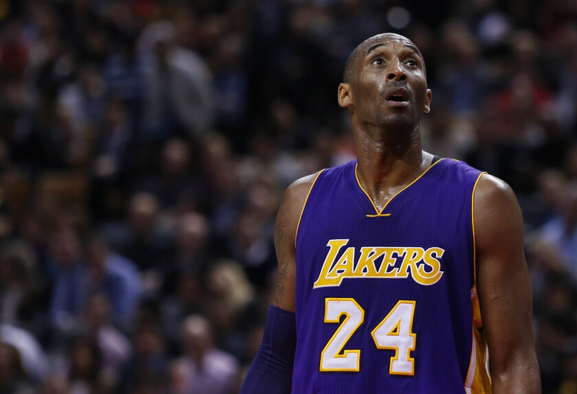 This is the wrong goodbye for Kobe Bryant