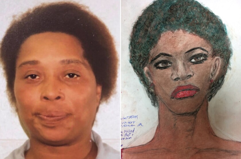Bobbie Ann Fields mug shot and portrait