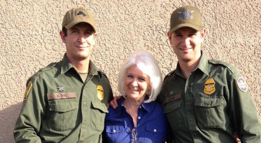 Family of slain Arizona Border Patrol agent: 'He was a hero'
