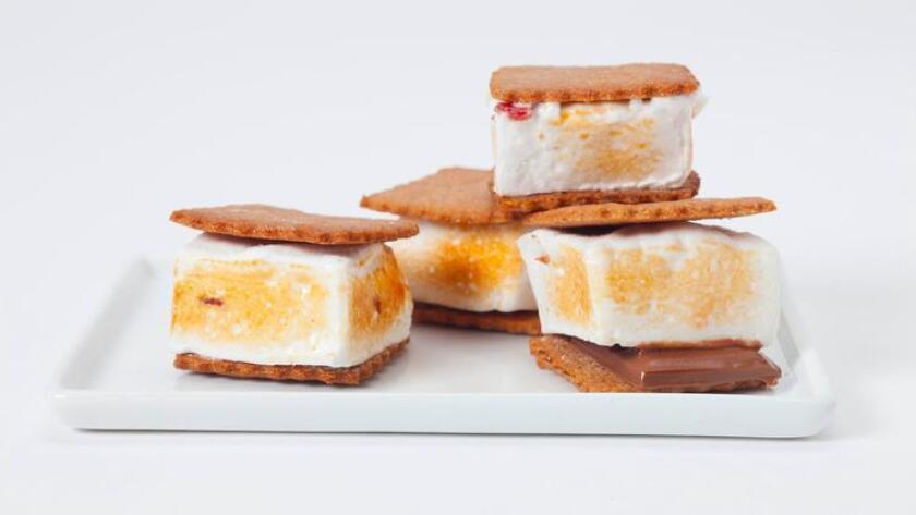 Bourbon-bacon s'mores from Mallow Mallow (Courtesy photo)