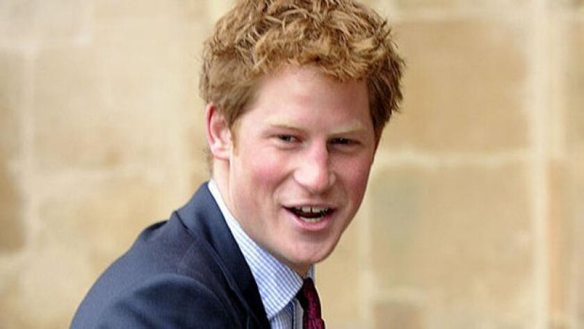 Prince Harry of Wales - WireImage